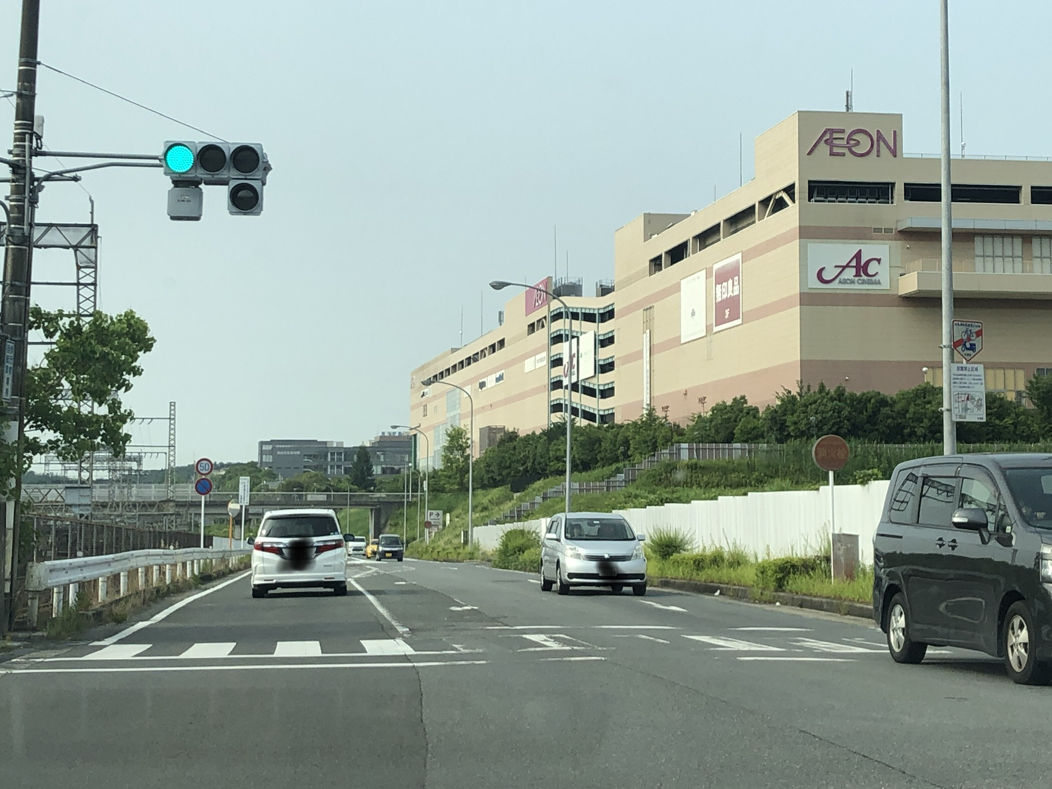 20代女性 京都府木津川市ペーパードライバー講習です!美人三姉妹